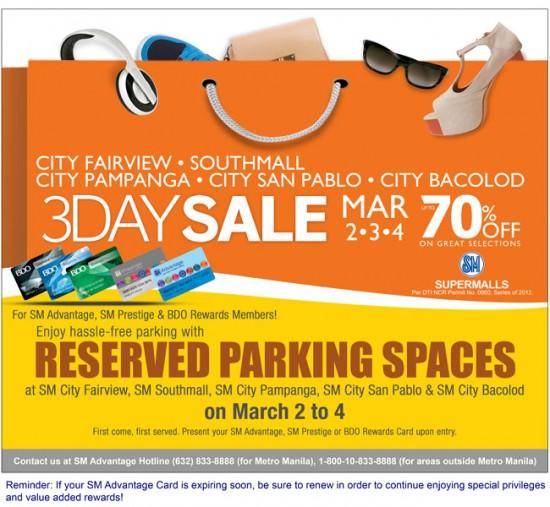 SM Sale March2 3 4 2012