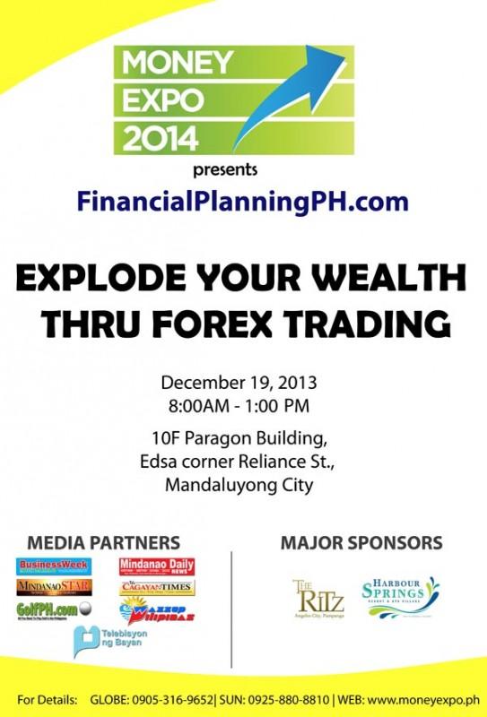 Forex trading seminar philippines 2014